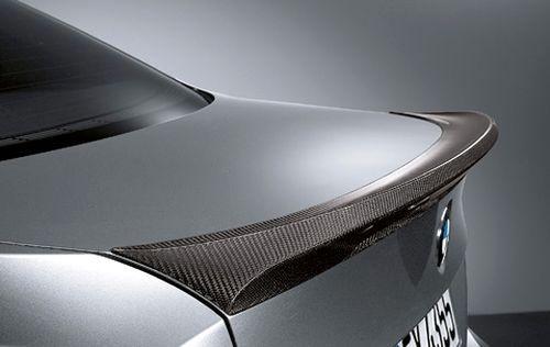 Карбоновый спойлер для BMW E90 3-серия