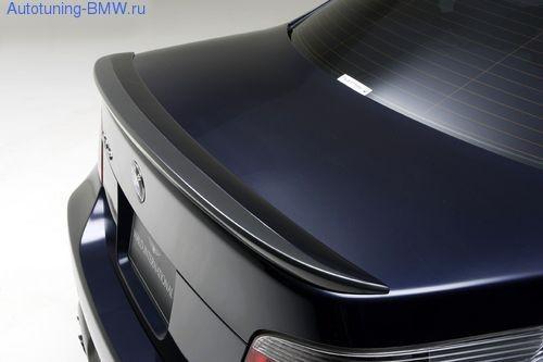 Спойлер WALD для BMW E60 5-серия