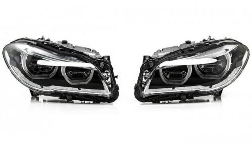 Светодиодные фары для BMW F10 LCI 5-серия