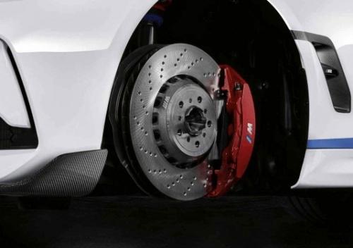 Тормозная система M Performance для BMW M2 F87 Competition