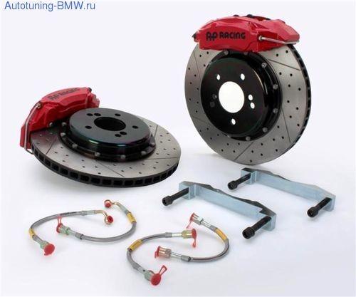 Тормозная система задней оси AP Racing для BMW M3 E90/E92