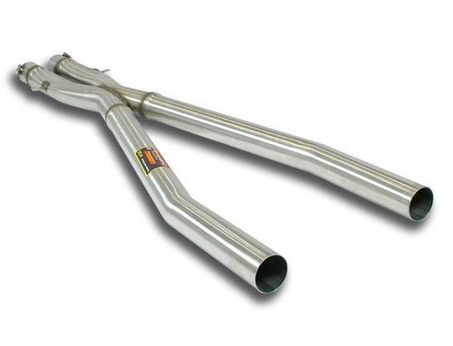 Центральный X-pipe для BMW M5 E39 5-серия