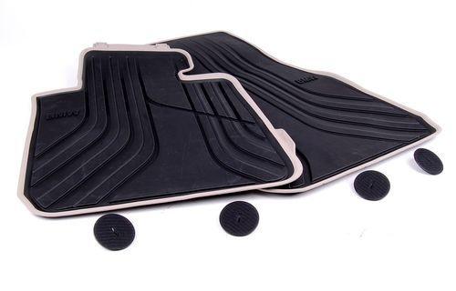 Резиновые коврики Modern Line для BMW F22 2-серия, передние