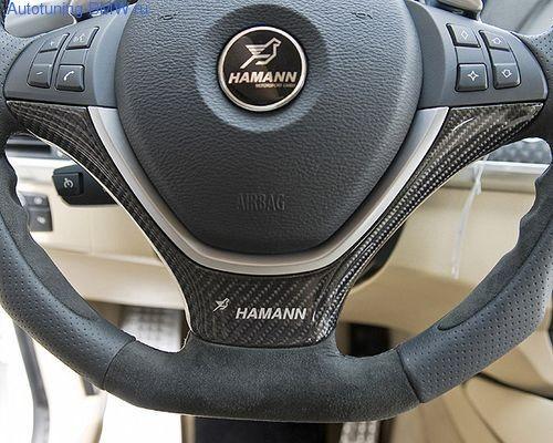Вставка в руль BMW X5 E70
