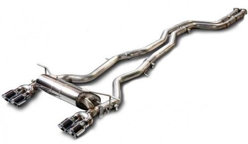 Выхлопная система AWE Tuning для BMW M3 F80/M4 F82