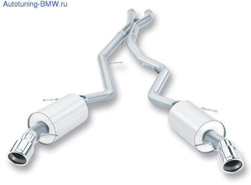 Выхлопная система S-Type для BMW E90/E92 3-серия