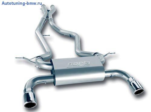 Выхлопная система Borla для BMW E92 3-серия
