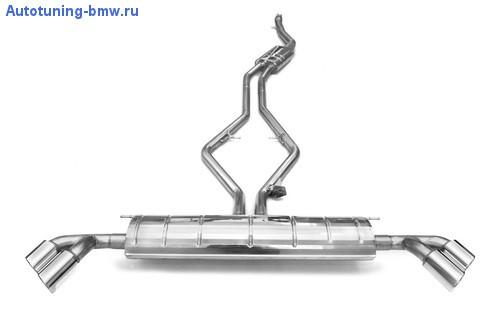 Выхлопная система Eisenmann для BMW X6 E71