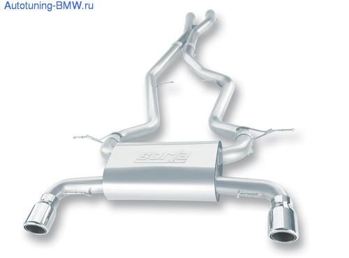 Выхлопная система BMW E90 3-серия