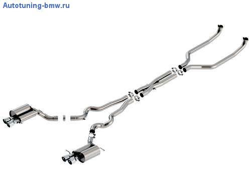 Выхлопная система Borla для BMW M5 F10 5-серия