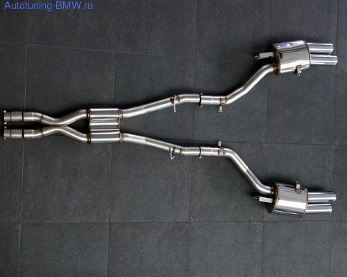 Выпускная система Hamann для BMW F12/F13 6-серия
