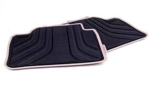 Резиновые коврики Modern Line для BMW F32 4-серия, задние
