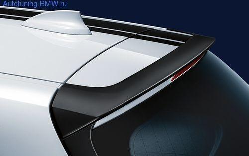 Задний спойлер Performance для BMW F20 1-серия