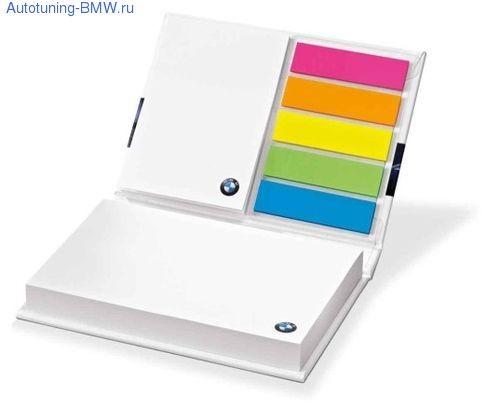 Записная книжка BMW