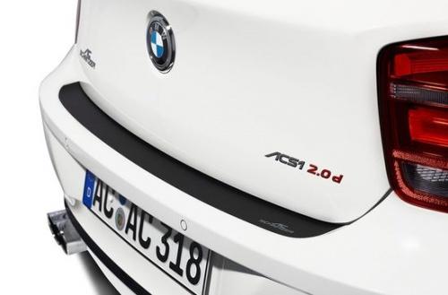 Защитная плёнка заднего бампера для BMW F22/M2 F87 2-серия