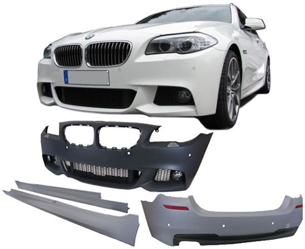 Аэродинамический обвес M-стиль для BMW F10 5-серия