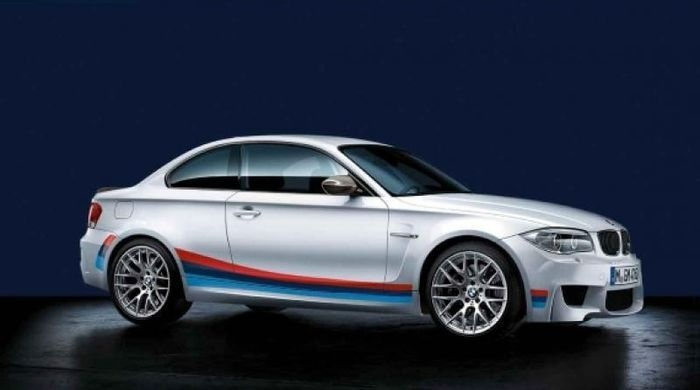 Акцентные полосы M Performance для BMW 1M Coupe