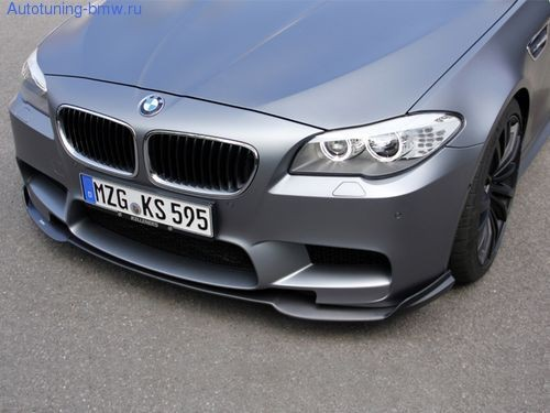 Cпойлер переднего бампера Kelleners для BMW M5 F10