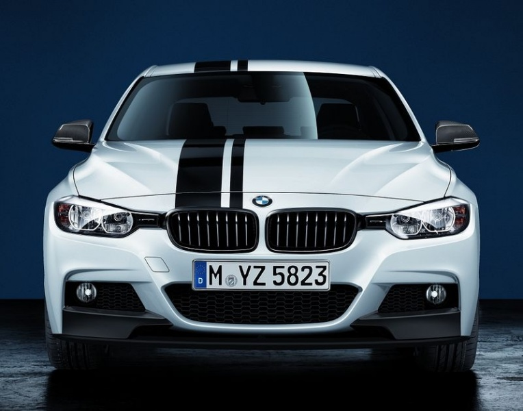 Комплект обвеса M Performance  для BMW F30 3-серия