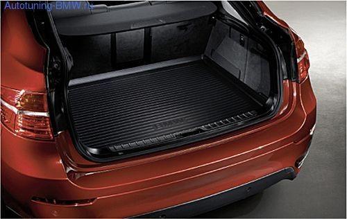 Фасонный коврик багажного отделения BMW X6 E71