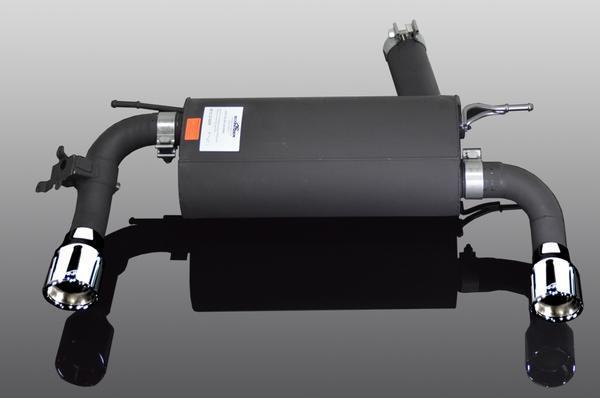 Глушитель AC Schnitzer для BMW F30/F32