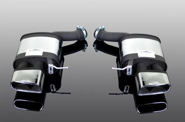 Глушитель AC Schnitzer для BMW F01/F02 7-серия
