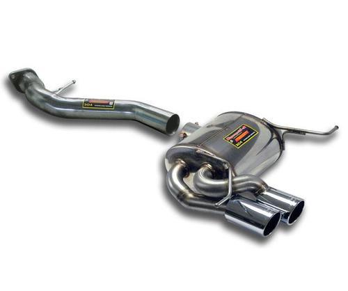 Глушитель Supersprint для BMW E82 1-серия