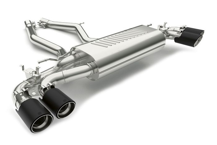 Глушитель Eisenmann для BMW G20 M340i 3-серия