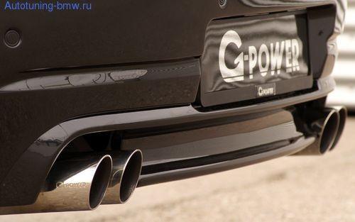 Глушитель G-POWER для BMW X5 E70