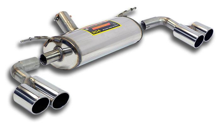 Глушитель Supersprint для BMW F30 3-серия