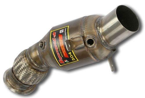 Downpipe с катализатором Supersprint для BMW X3 F25/X4 F26