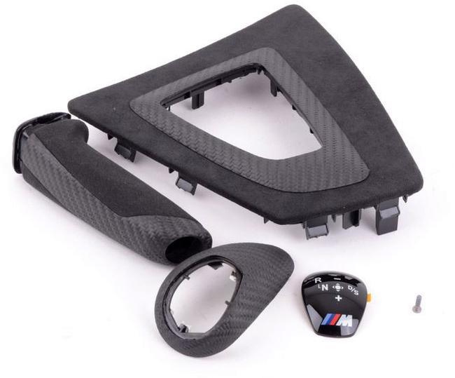Комплект дооснащения интерьера для BMW M2 F87