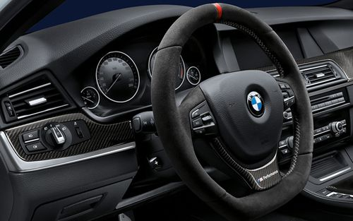 Комплект карбоновых деталей M Performance для BMW F10 5-серия