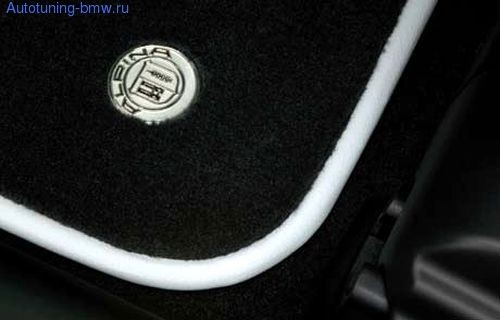 Комплект ковриков ALPINA для BMW F02 7-серия
