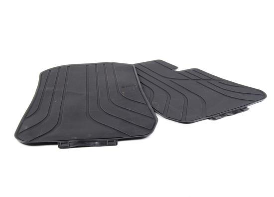 Резиновые ножные коврики для BMW E90/E92 3-серия, передние