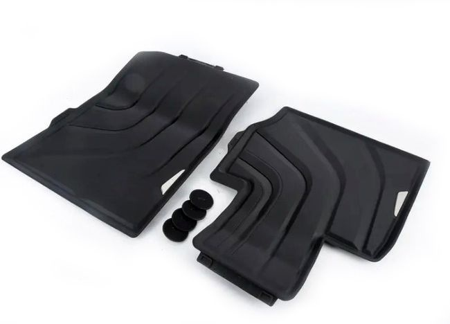 Комплект передних ножных ковриков для BMW X3 F25