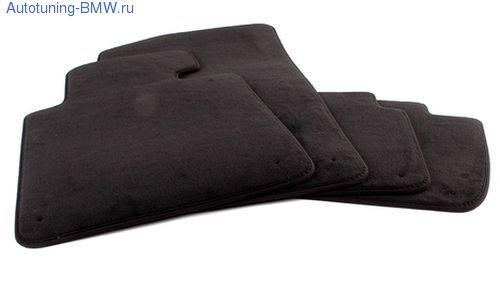 Велюровые ножные коврики для BMW F07 GT 5-серия