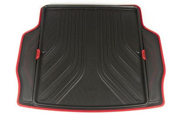 Коврик багажного отделения для BMW F20 1-серия (Sport Line)