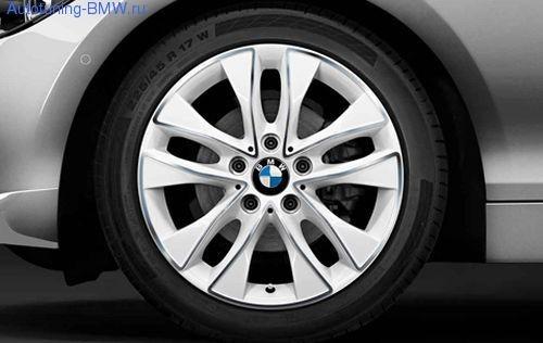 Литой диск V-Spoke 412 для BMW F20 1-серия