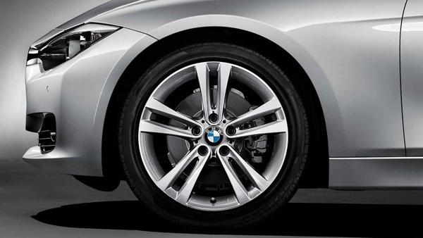 Литой диск BMW Double-Spoke 397