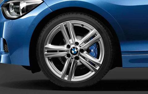 Литой диск M Star-Spoke 386 для BMW F22 2-серия
