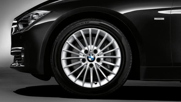 Литой диск BMW Multi-Spoke 414