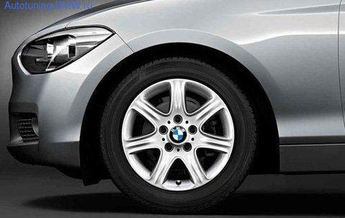 Литой диск Star-Spoke 377 для BMW F20 1-серия