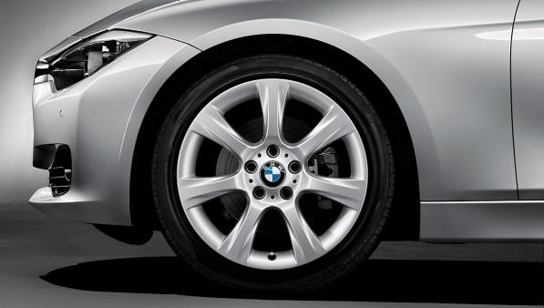 Литой диск BMW Star-Spoke 396
