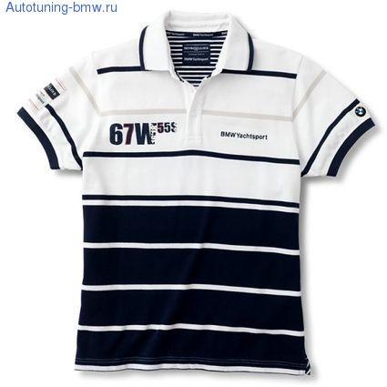 Мужская рубашка-поло BMW Yachting