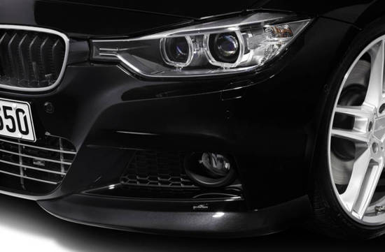 Накладки бампера AC Schnitzer для BMW F30 3-серия