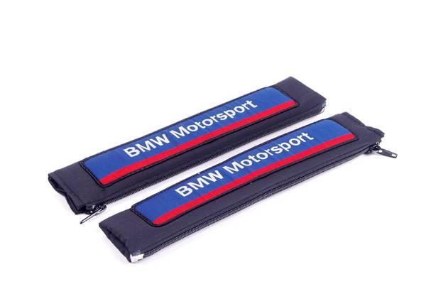 Накладки BMW Motorsport на ремни безопасности