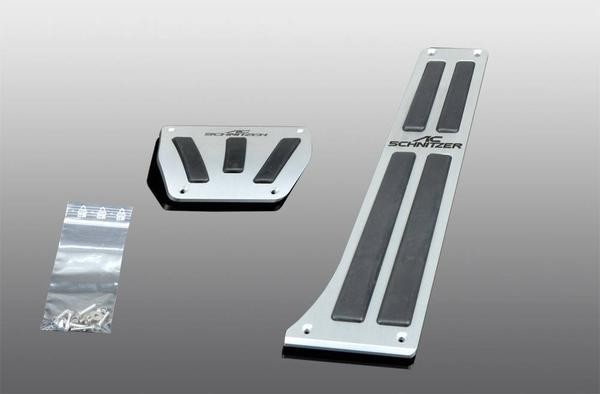 Накладки на педали AC Schnitzer для BMW G30 5-серия