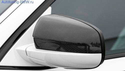 Накладки на зеркала BMW X6 E71