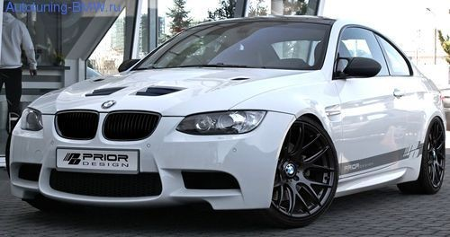 Обвес BMW E92/E93 PRIOR DESIGN